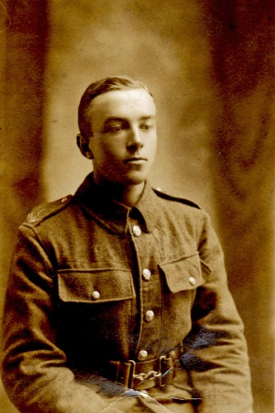 Private Harry Hancock